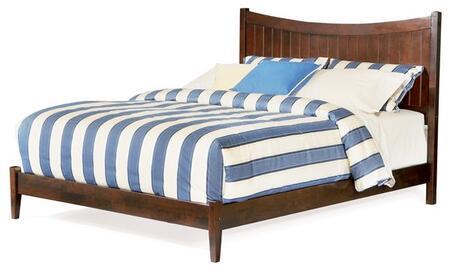 Atlantic Furniture MANHATTANOFFULLWH Manhattan Series  Full Size Bed