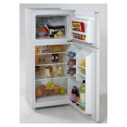 Avanti FF447W  Refrigerator with 4.4 cu. ft. Capacity in White