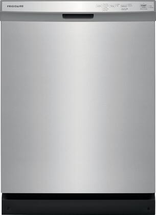 frigidaire ffcd2418us 24 inch stainless steel built in full console