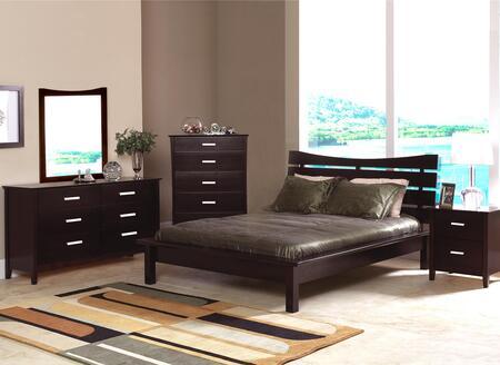 Coaster 5631QSET5 Queen Bedroom Sets