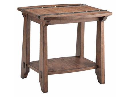 Stein World 540021 Cheyenne Series Casual Rectangular End Table