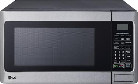 LG LCS1112ST Countertop Microwave