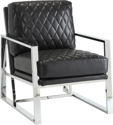 Coaster 900622 Accent Seating Series Armchair Metal Frame Accent Chair