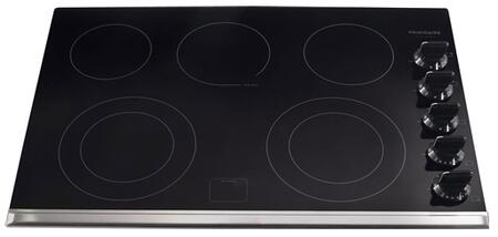 "Frigidaire FGEC3067MB 30"" Gallery Series Electric Cooktop"