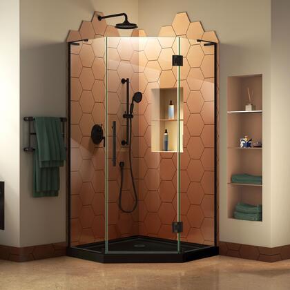 DreamLine Prism Plus Shower Enclosure RS18 22P 23D 22P 09 88B E