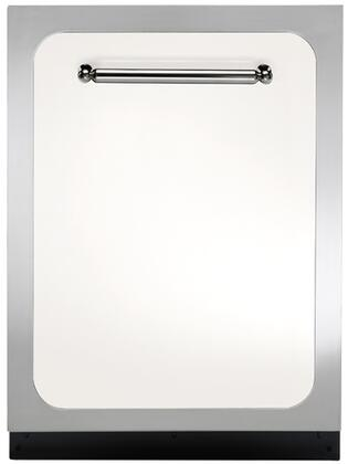 """Heartland HCDWI1WHT 24"""" Classic Series Built-In Fully Integrated Dishwasher"""
