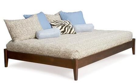 Atlantic Furniture CONCORDOFQUEENNM Concord Series  Queen Size Bed