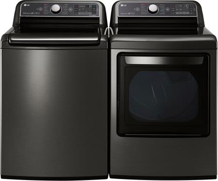 LG 718902 Washer and Dryer Combos