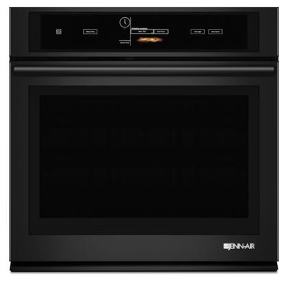Jenn-Air JJW3430DB 30-Inch Single Wall Oven with V2 Vertical Dual-Fan Convection System