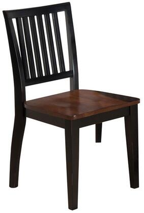 Jofran 841461KD Traditional Not Upholstered Wood Frame Dining Room Chair
