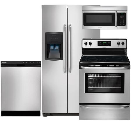 Frigidaire 248521 Kitchen Appliance Packages