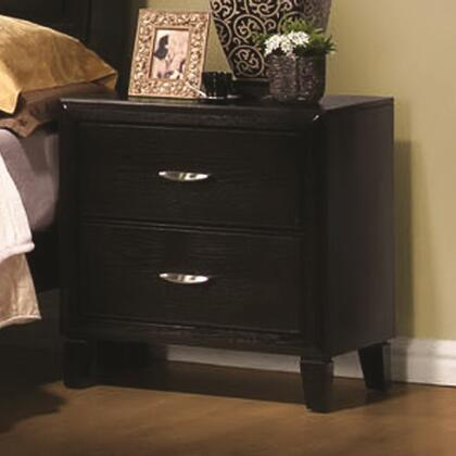 Coaster 201962 Nacey Series  Wood Night Stand
