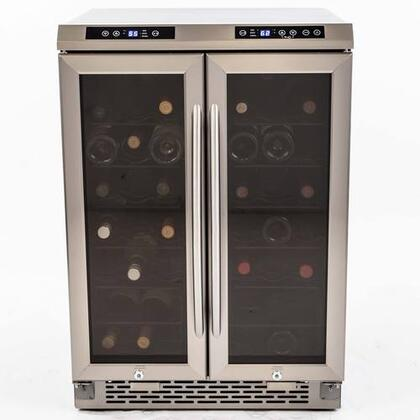 "Avanti WCV38DZ 23.5"" Freestanding Wine Cooler"