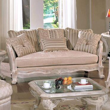 Yuan Tai CA2035S Callie Series Sofa Fabric Sofa