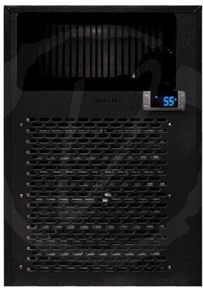 Vinotemp Wm8500hzd 17 Inch Wine Cooler In Black