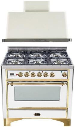 Ilve 720111 Kitchen Appliance Packages