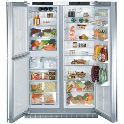 Liebherr SBS24I1 Side-By-Side Refrigerators