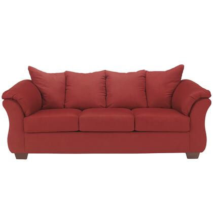 Darcy Red Sofa