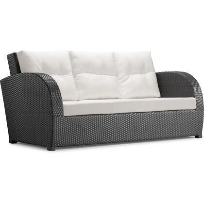 Zuo 701302 Outdoor Patio Sofa
