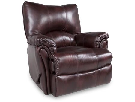 Lane Furniture 2053S27542712 Alpine Series Transitional Leather Wood Frame  Recliners