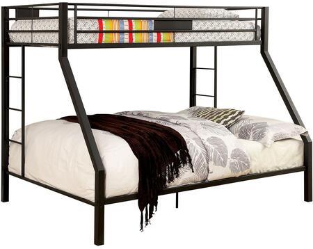 Furniture of America CMBK939TQBED Claren Series  Bed