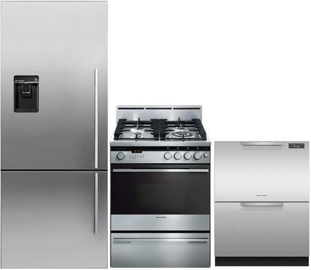 Fisher Paykel 381922 Kitchen Appliance Packages
