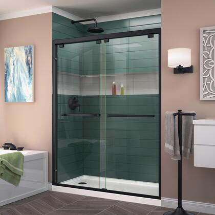 Encore Shower Door RS50 09 B LeftDrain