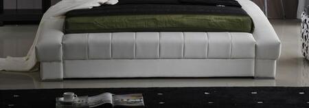 Diamond Sofa BELAIREFTBDCK Belaire Collection California King Bed Footboard