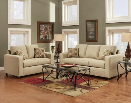 Chelsea Home Furniture 193603VBSL Talbot Living Room Sets