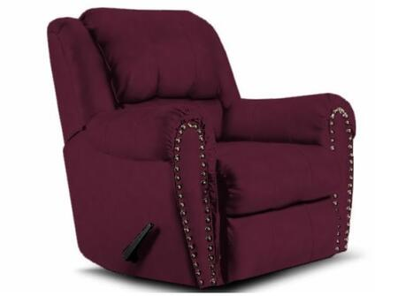 Lane Furniture 21495S490640 Summerlin Series Transitional Wood Frame  Recliners