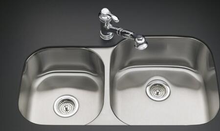 Kohler K3356LNA Kitchen Sink