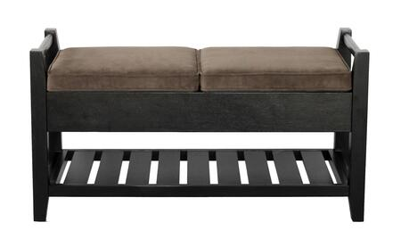 Corner II LTD P7003 Modern Bonded Leather Ottoman
