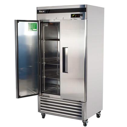 Turbo Air TSF35SD 35 cu. ft. Solid Door Commercial Reach In Freezer