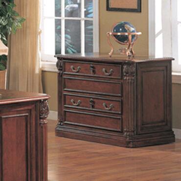 "Yuan Tai TC6660F 20"" Traditional File Cabinet"