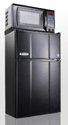 Picture of 29MF-7TP 19 Energy Star Compact Refrigerator with 29 cuft Capacity  07 cu ft Microwave Capacity with 700W  True Zero-Degree Freezer  Safe Plug