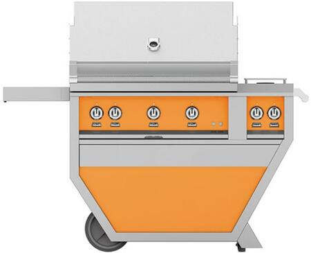 Hestan GMBR36CX2NGOR Front View