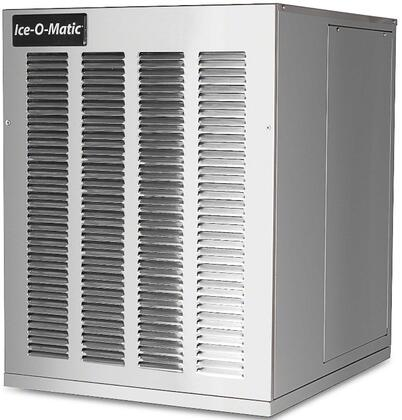 Ice-O-Matic MFI0500 Modular Flake Ice Maker with  Condensing Unit, System Safe, Water Sensor, Evaporator, Industrial-Grade Roller Bearings and Heavy-Duty Gear Box in Stainless Steel Finish