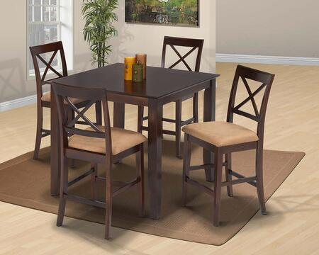 New Classic Home Furnishings 041712TCC Crosswind Dining Room