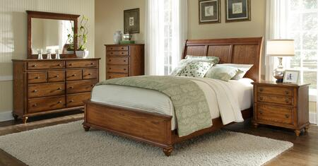 Broyhill HAYDENSLEIGHBEDOKSET4 Hayden Place King Bedroom Set