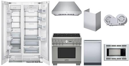 Thermador 755717 Kitchen Appliance Packages