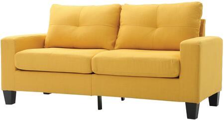 Glory Furniture G470AS Newbury Series Modular Fabric Sofa