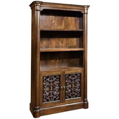 Home Trends & Design FHNBC46P Wood  Bookcase