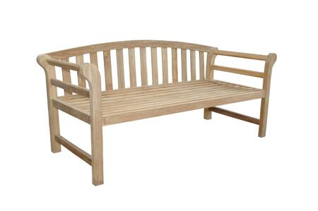 Anderson DS183BH8322 Brisbane Series  Patio Benches