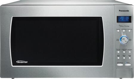 Panasonic NNSD797S Countertop Microwave |Appliances Connection