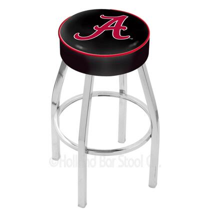 Holland Bar Stool L8C125ALA Residential Vinyl Upholstered Bar Stool