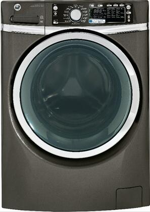 GE GHWS3605FMC  4.8 cu. ft. Front Load Washer, in Metallic Carbon