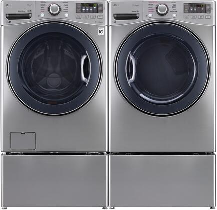 LG 719163 Washer and Dryer Combos