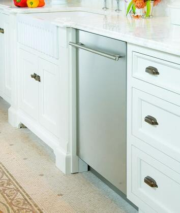 Asko D5233ADAFI  Built-In Fully Integrated Dishwasher with in Panel Ready