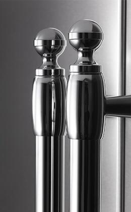Bertazzoni HK36REF French Door Refrigerator Door Handles Set