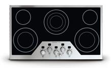 Electrolux Icon E36EC65ESS Designer Series  Electric Cooktop, in Stainless Steel